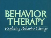 Behavior Therapy in Future